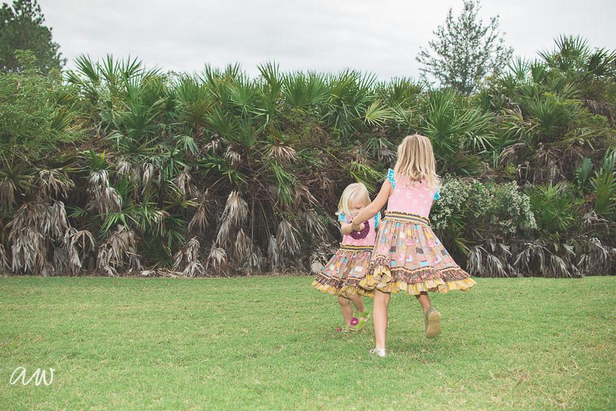 Sisters Dancing in Tampa FL