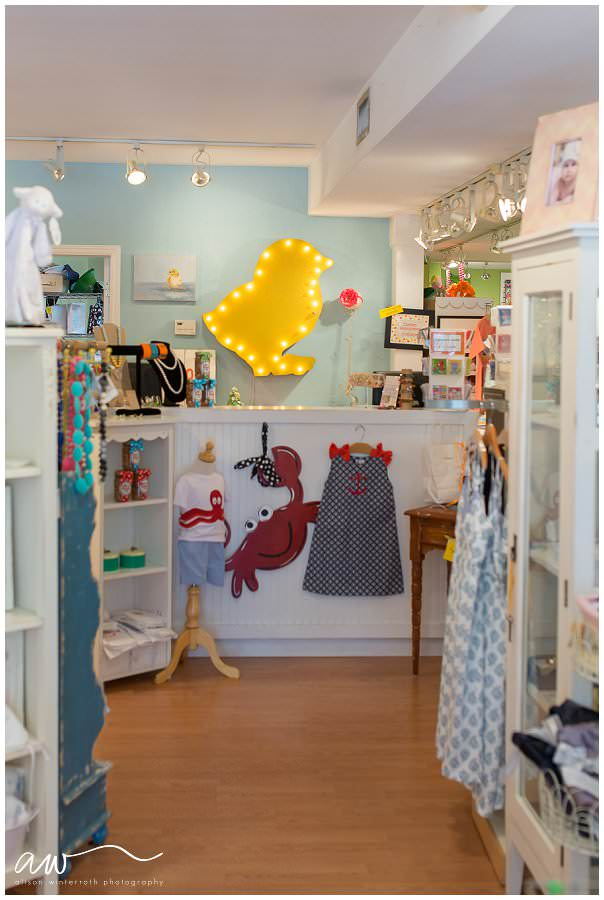 Photograph of front desk at little peeps in south tampa.