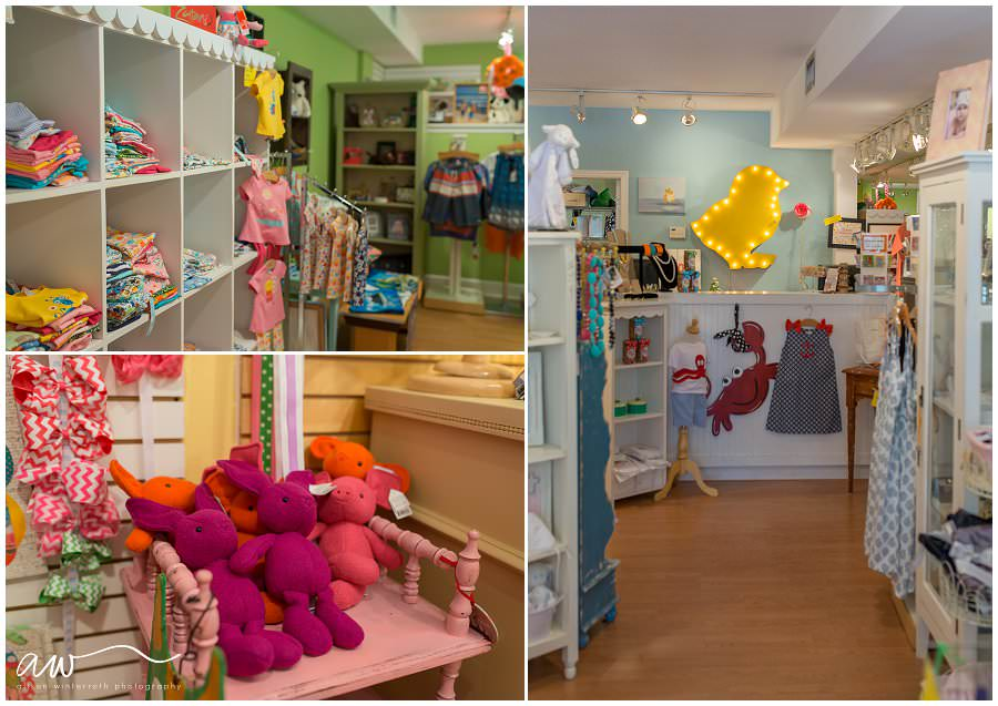 Adorable childrens clothing at tampa clothing shop.