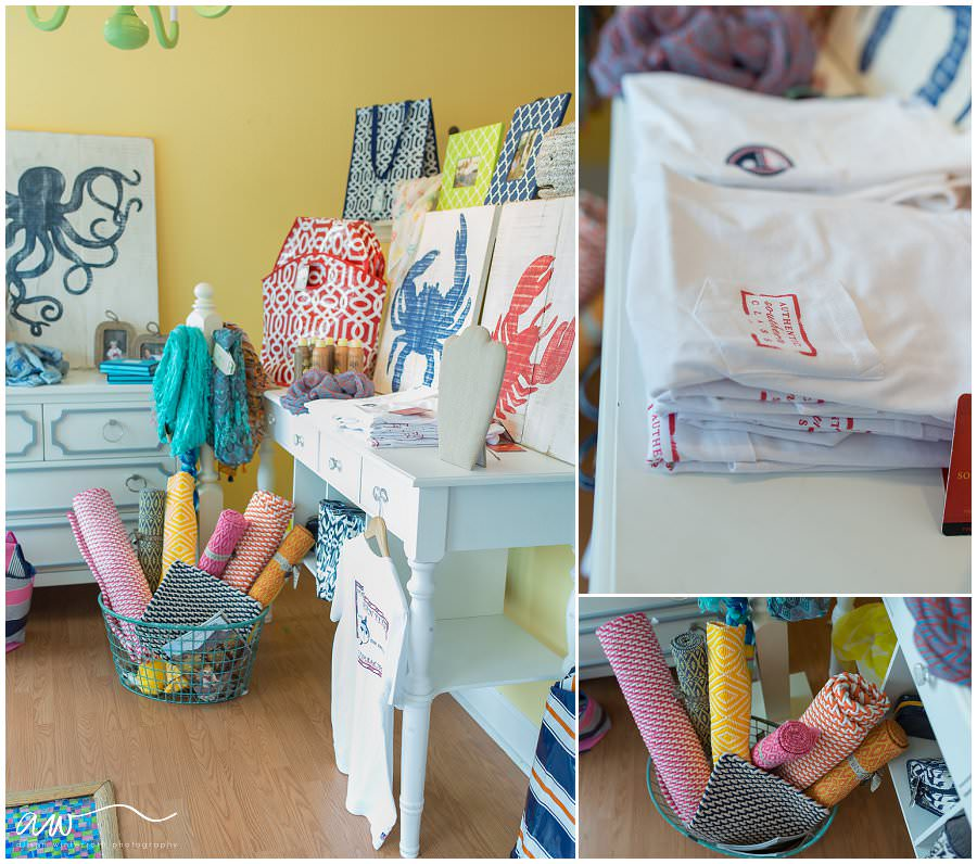beach accents for your home at Little Peeps.