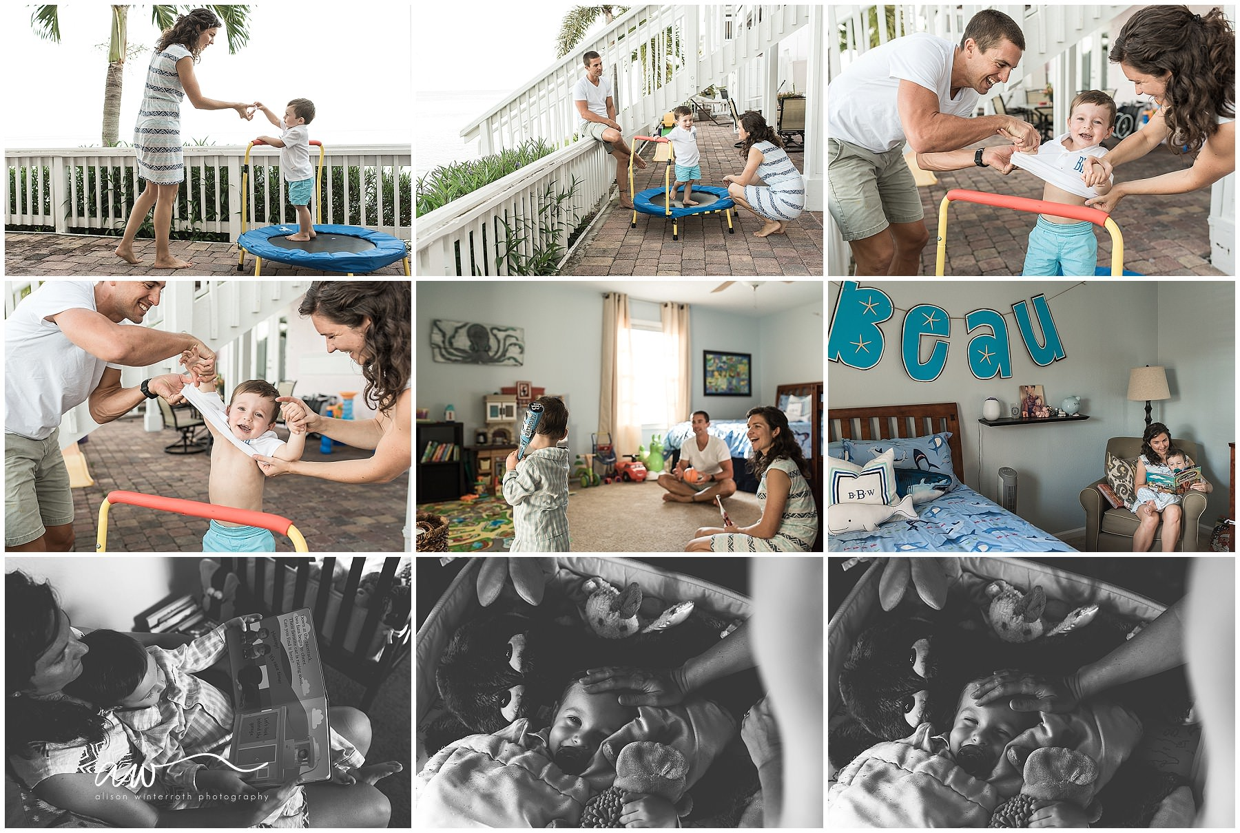 lifestyle family photographer in Florida
