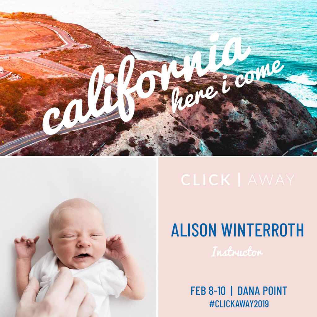 newborn workshop in dana point california
